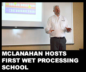 McLanahan hosts first Wet Processing School