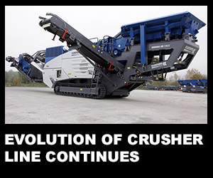 Evolution of crusher line continues