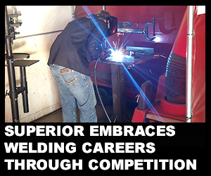 Superior embraces welding careers through competition