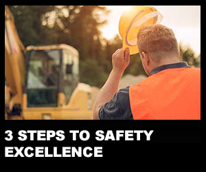 3 steps to safety excellence