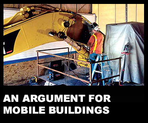 An argument for mobile buildings
