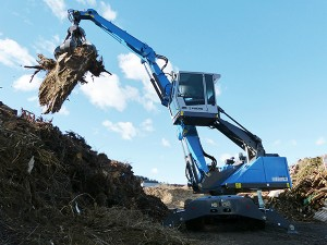 Terex Corp. moves its Fuchs material handling line to its Terex Materials Processing segment. Photo courtesy of Fuchs.