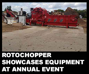 Rotochopper showcases equipment at annual event