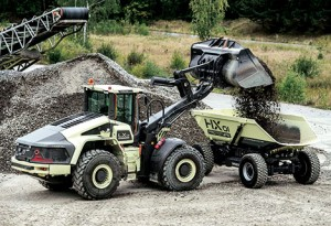 Photo courtesy of Volvo Construction Equipment