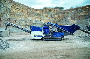 The MCO 11i PRO cone crusher