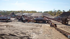 Superior Industries' Glenwood Pit serves as a proving ground for new products, a training site for Superior employees and a showpiece for customers. Photo courtesy of Superior.