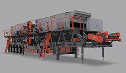 Superior Industries Tandem Guardian Screen Plant