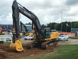 Demo, tour showcases the latest from John Deere