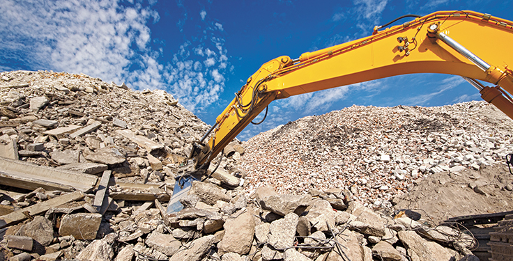 Market perspective: Recycled concrete aggregate - Portable