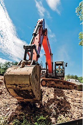 Selecting the right excavator bucket - Portable Plants